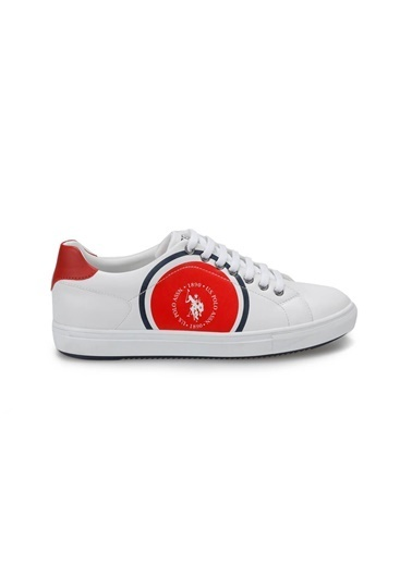 U.S. Polo Assn. Sneakers Beyaz